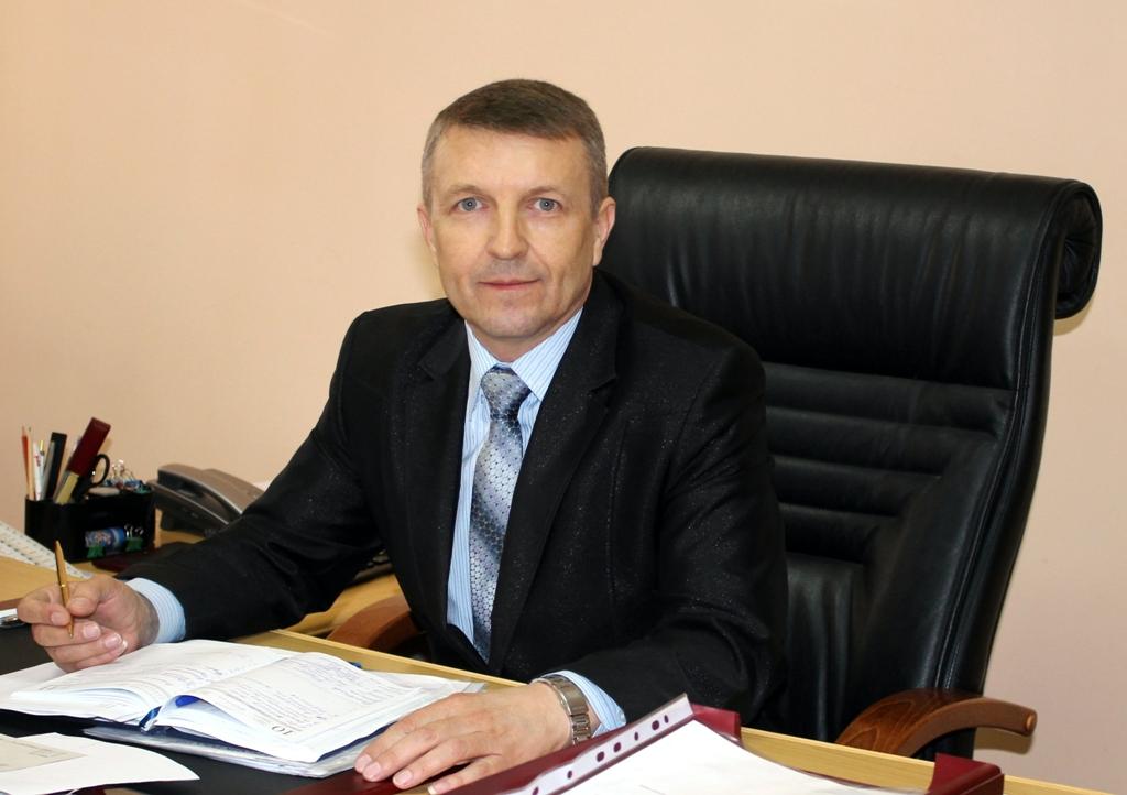 Глава Волгодонского района Сергей Викторович Бурлака поздравил земляков с 1 Мая