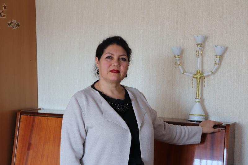Талантливая певица и педагог Ирина Васильевна Димитров отметила свой юбилей
