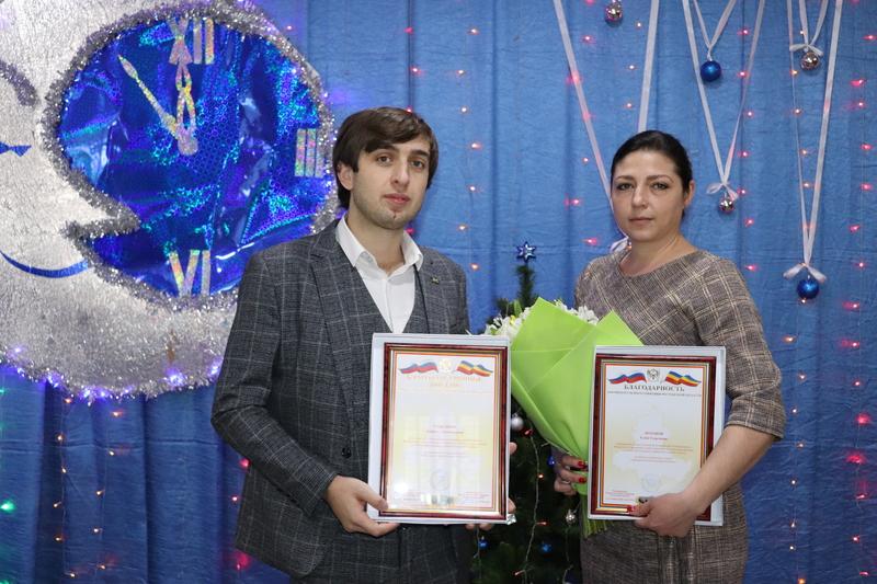 Медикам Волгодонского района вручены награды