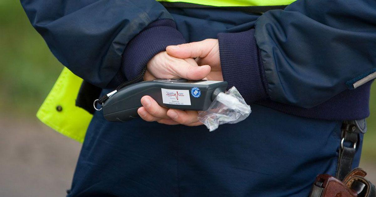 В ГИБДД сообщили о 144 правонарушениях, выявленных в ходе операции «Нетрезвый водитель»