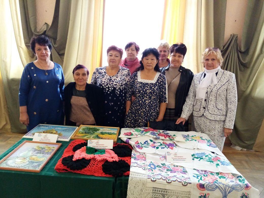 Члены общества инвалидов Волгодонского района из клуба «Мое здоровье» живут ярко и полноценно