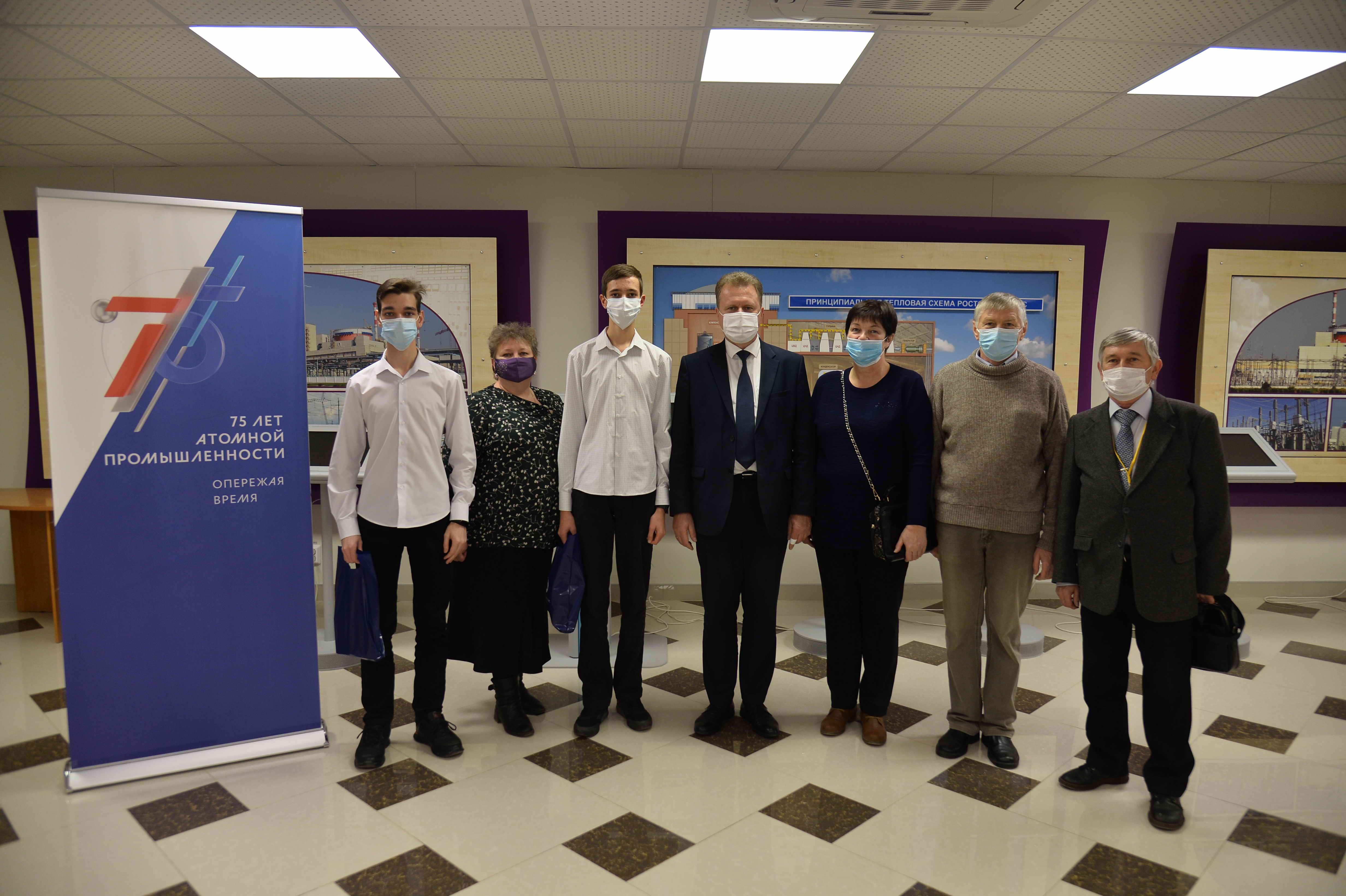 Второй год подряд школьники из Волгодонска завоевывают право стать участниками экспедиции на Северный полюс