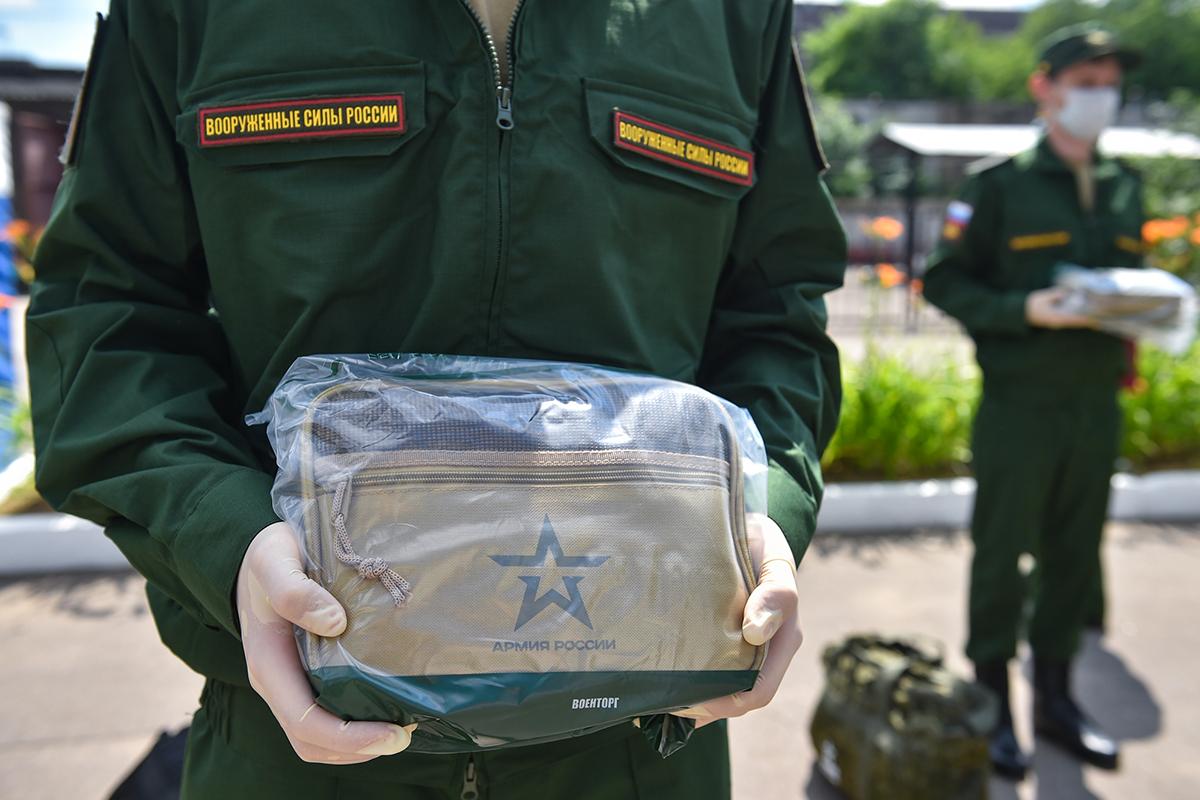 В осенний призыв 68 человек направлено для прохождения военной службы военкоматом Цимлянского и Волгодонского районов