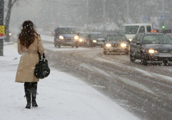 Водителей и пешеходов Волгодонского района предупреждают об ухудшении погодных условий