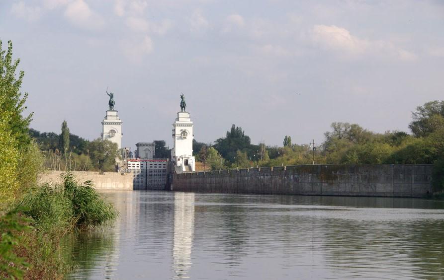 C 1 декабря завершена навигация на Цимлянском водохранилище