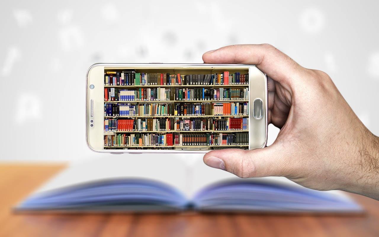 В библиотеке Волгодонского района рассказали, как читать книги, не выходя из дома