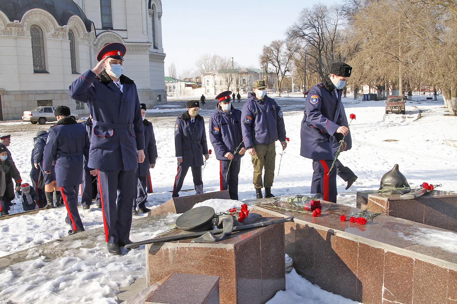 На Дону прошли мемориальные мероприятия в память о пострадавших от расказачивания и погибших в годы Гражданской войны