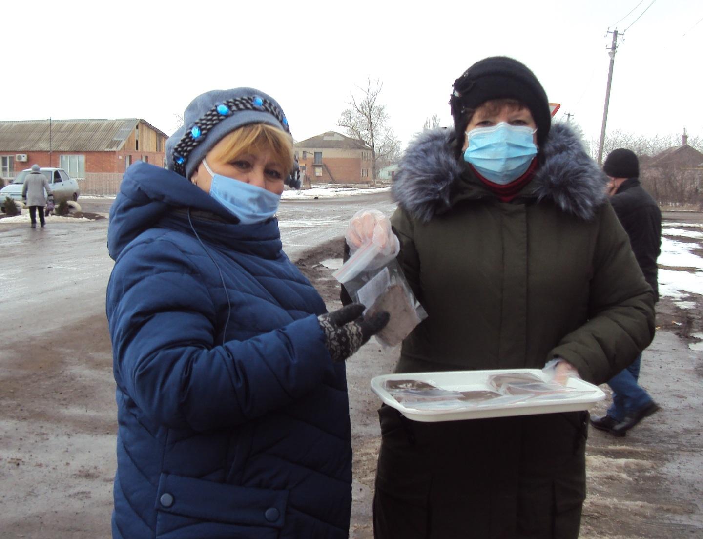 Сотрудники Донской библиотеки присоединились к Всероссийской акции памяти «Блокадный хлеб»