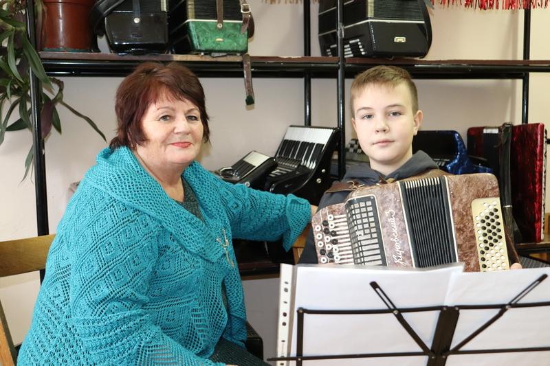 Юное дарование Волгодонского района Даниила Зиновец поздравил с Новым годом Губернатор Ростовской области