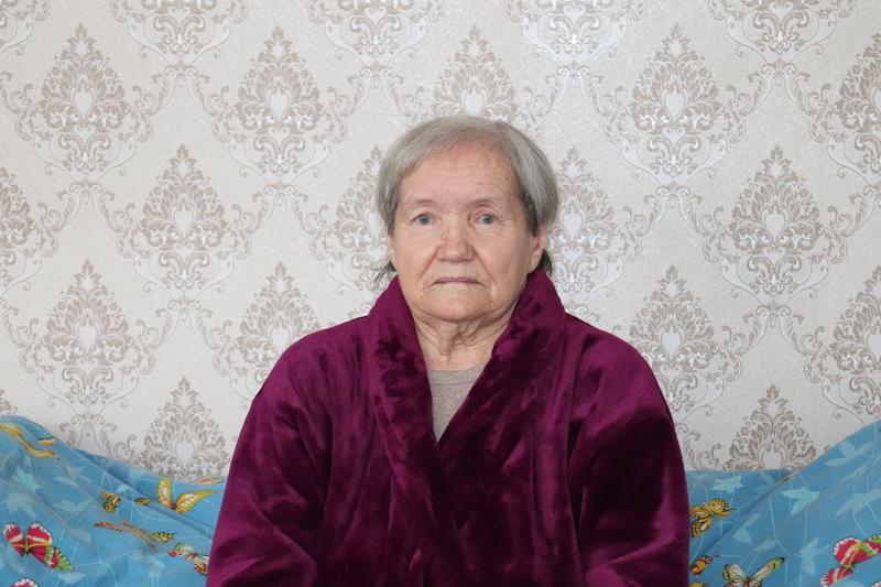 Анфиса Львовна Гнилицкая, казачка из Романовской, отмечает юбилей — 85 лет
