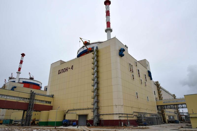 Ростовская АЭС: энергоблок №4 выведен в плановый ремонт