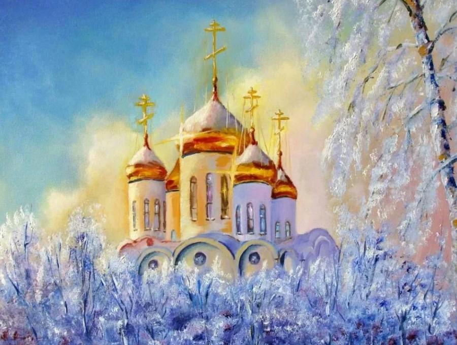 Настоятель храма Архистратига Михаила поздравляет жителей Волгодонского района с Рождеством