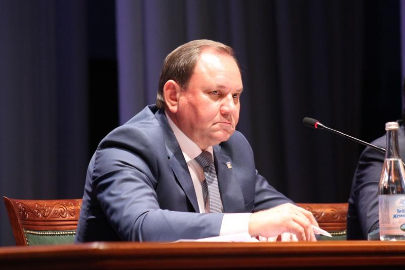 Депутат Госдумы Виктор Дерябкин отчитался перед жителями Волгодонского района