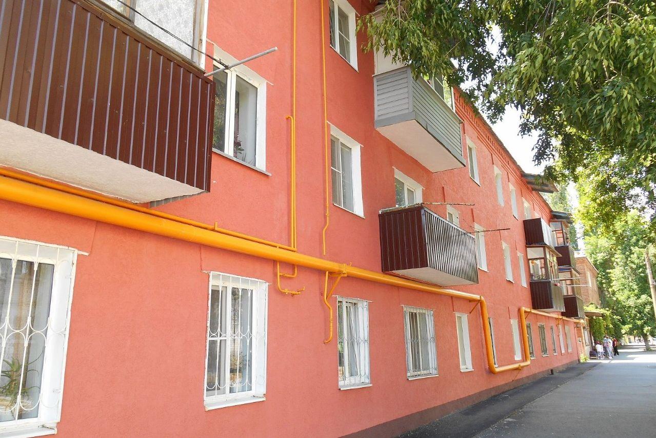 Жители более 50 донских многоэтажек провели капитальный ремонт домов в кредит