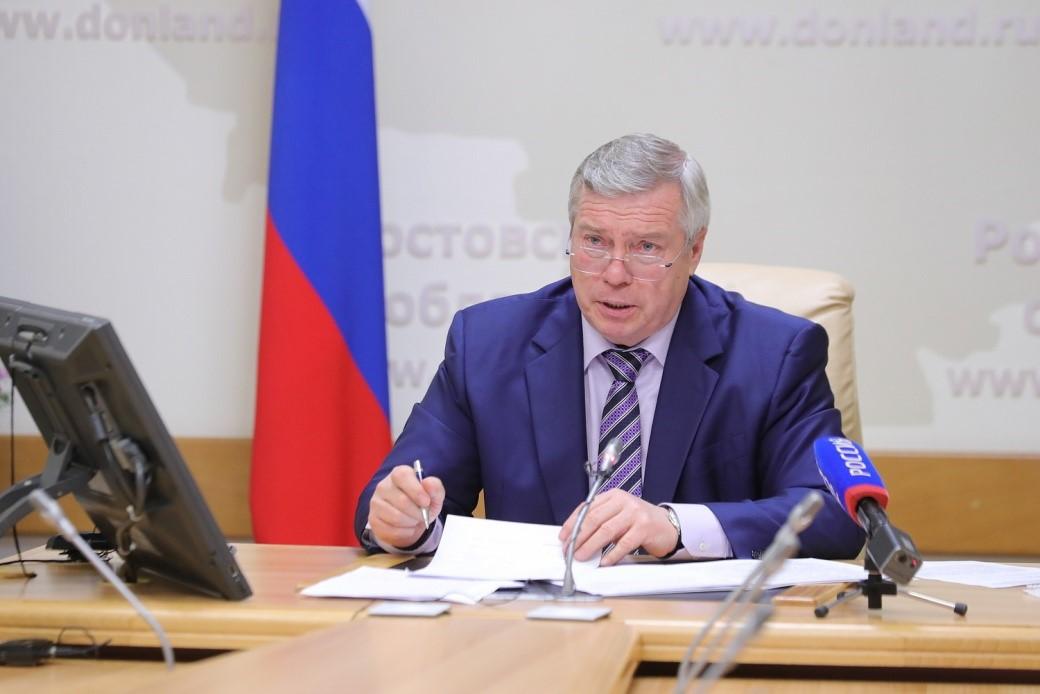 Василий Голубев смягчил действующие из-за пандемии ограничения