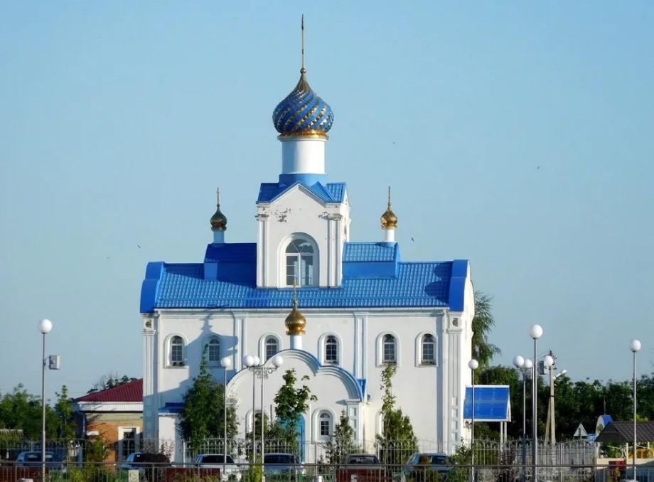 Расписание рождественских богослужений в станице Романовская