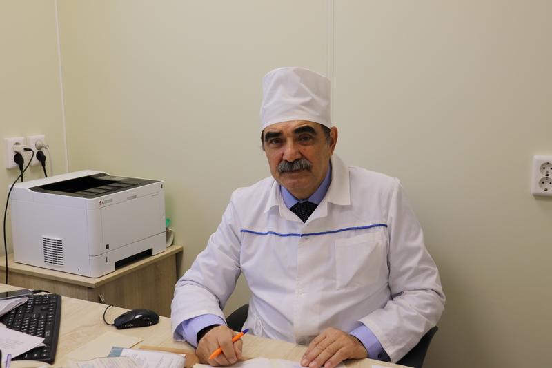 Жители станицы Дубенцовская: Аскар Казимович Казимов — это наш доктор