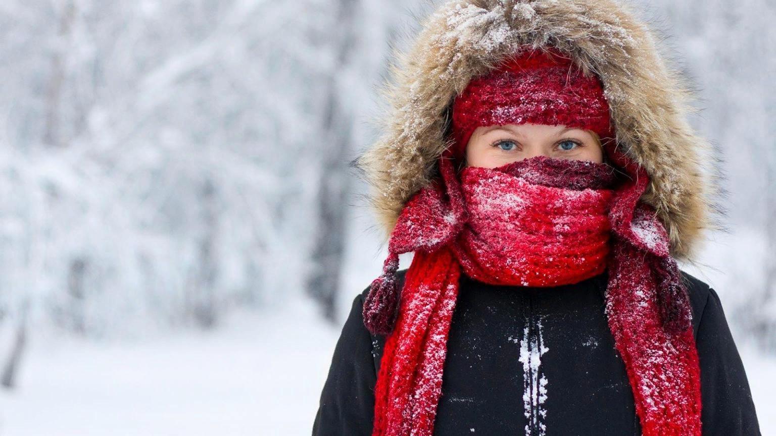 Будьте внимательны — на улице мороз