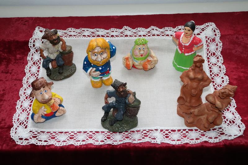 В конце прошлого года музей Волгодонского района провел две художественные выставки