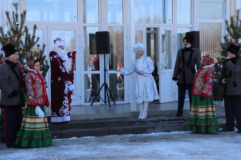 Завершено строительство Дома культуры в хуторе Морозов