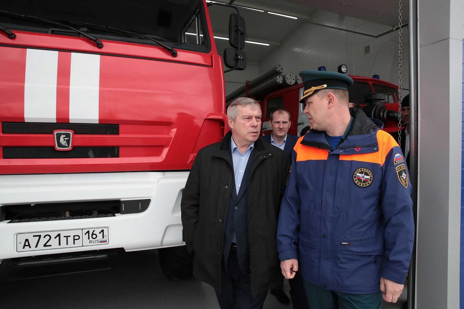 Волгодонскому и ещё семи областным учреждениям выделены средства на охрану лесов