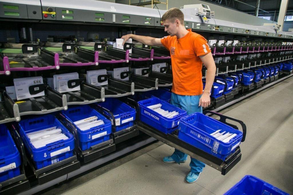 Более 78 млн корреспонденции обработала Почта России в Ростовской области за год