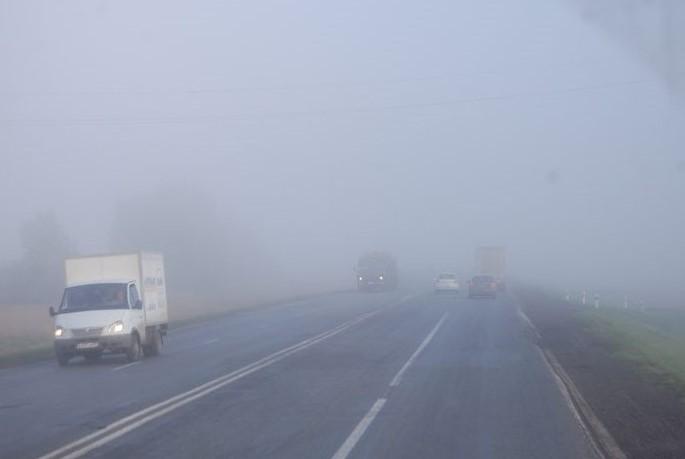 ГИБДД сообщает о тумане на дорогах Волгодонского района