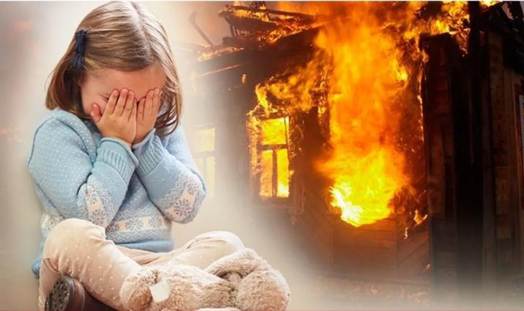 МЧС Волгодонского района призывает не оставлять детей без присмотра