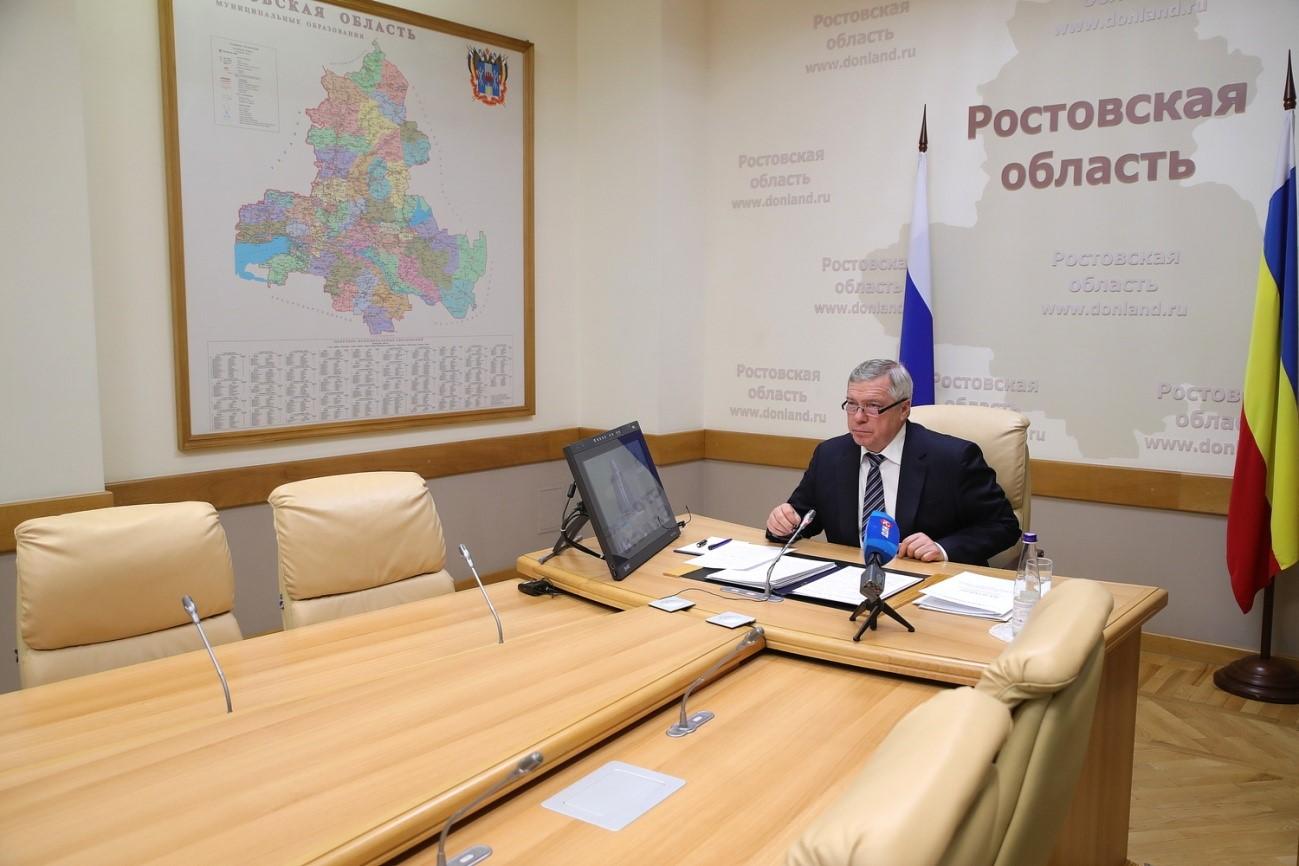 Правительство региона обратилось к Президенту РФ с ходатайством о награждении 200 работников АПК Дона