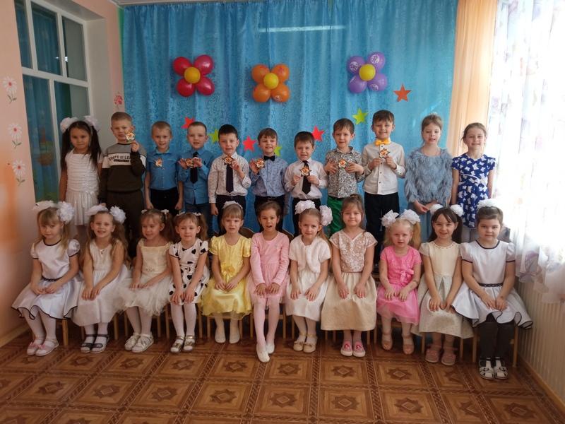 В детском саду «Вишенка» состоялся музыкальный праздник