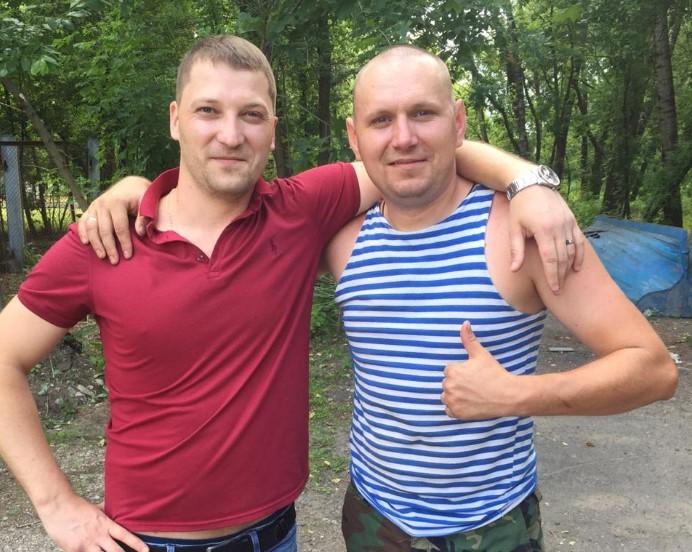 Павел Лизунов и Сергей Балашов становятся участниками конкурса «Мой защитник – мой герой»