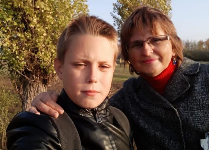 Следующим участником конкурса «Мой защитник — мой герой» становится Фёдор