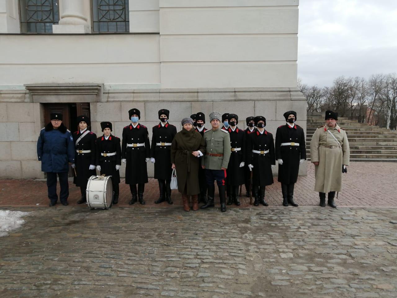 Атаман Всевеликого войска Донского Виталий Бобыльченко провел «Час открытого общения»