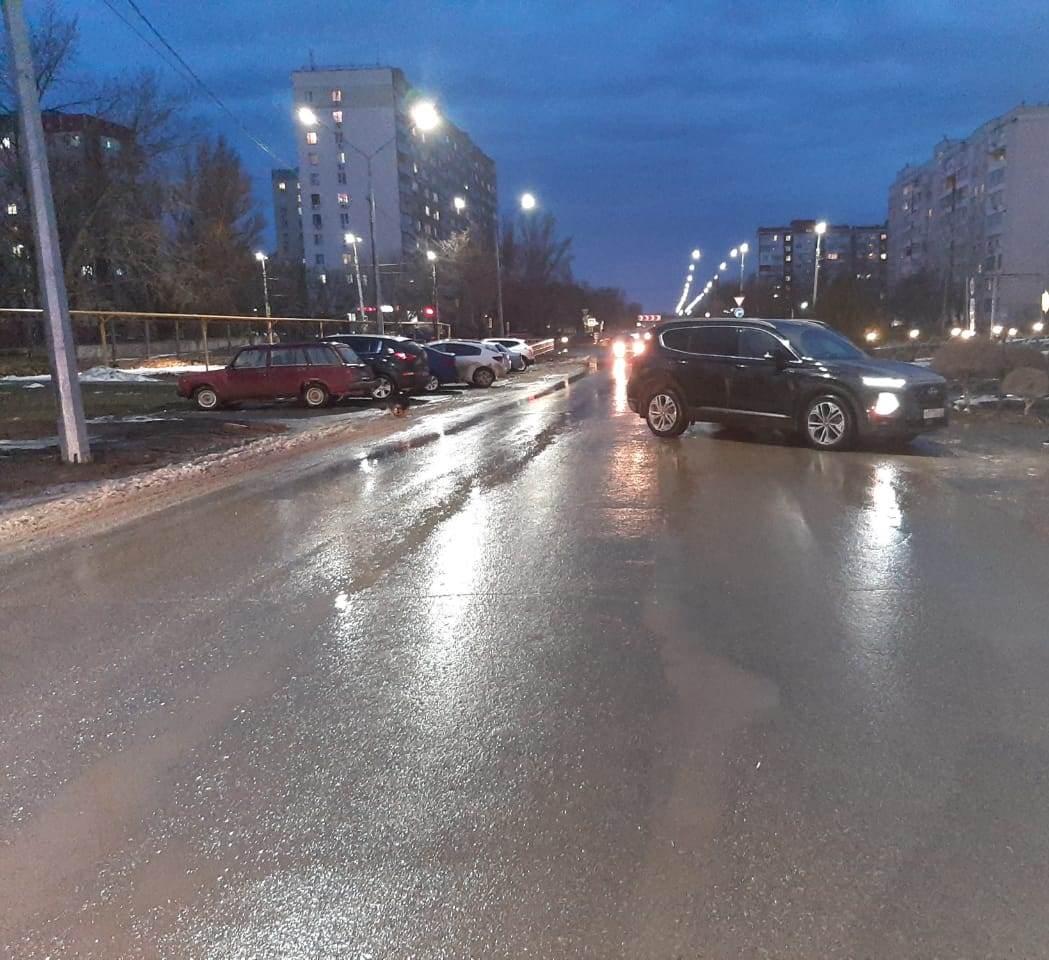 В Волгодонске ищут свидетелей ДТП на улице Дружбы