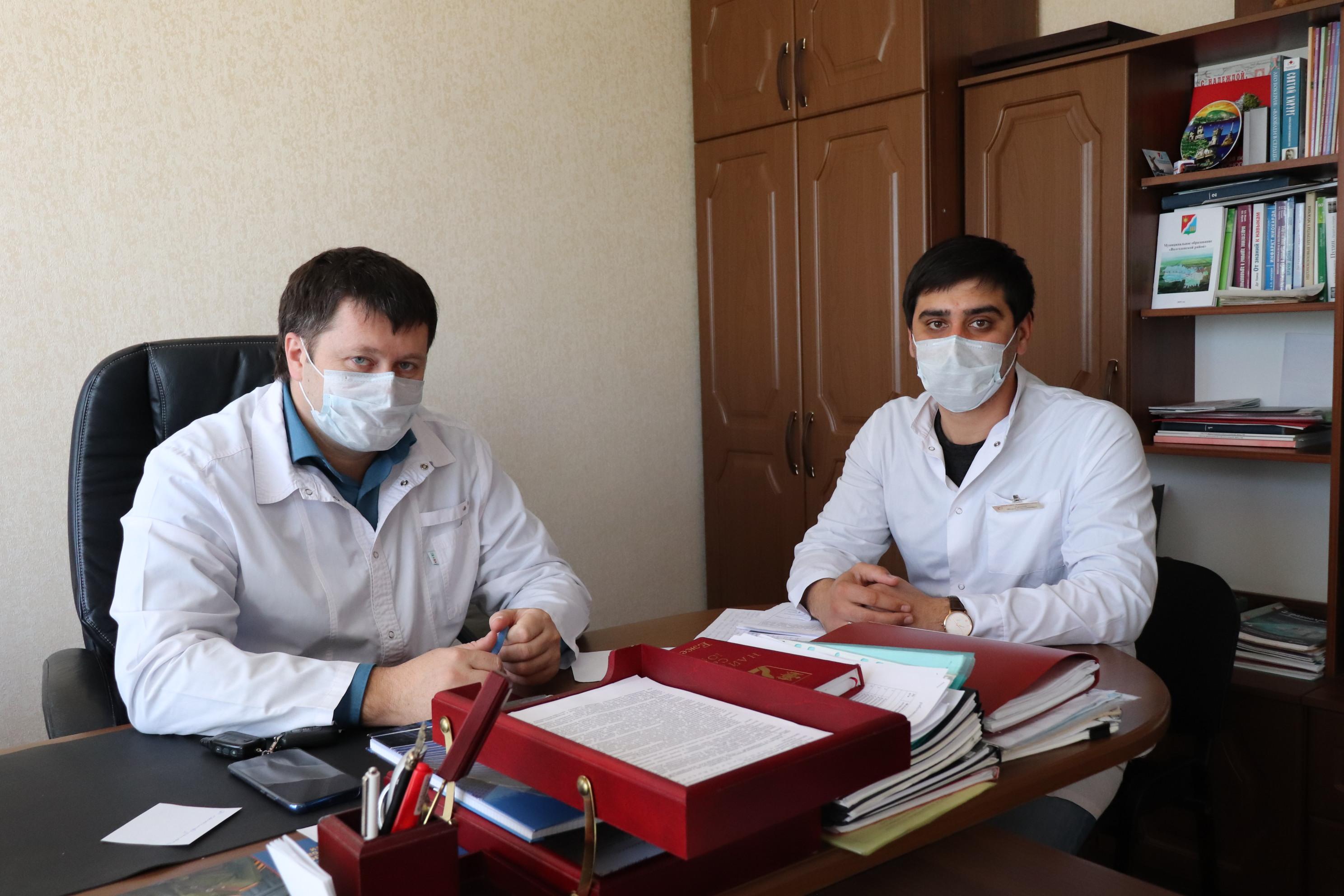В Волгодонском районе стартовала вакцинация от коронавируса