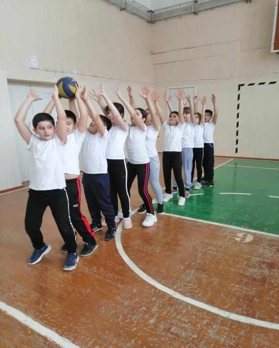 В Побединской школе состоялись соревнования, посвящённые Дню защитника Отечества