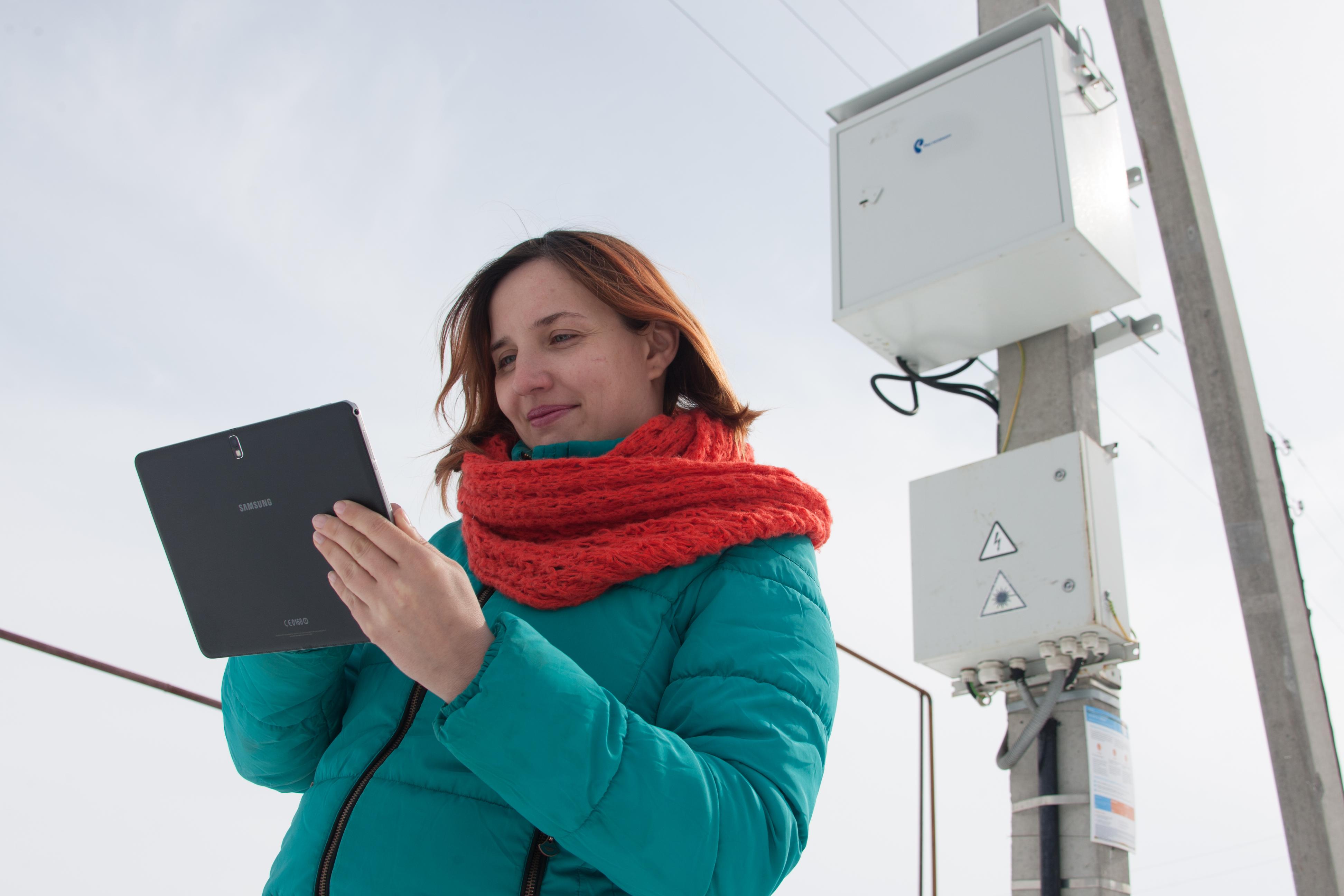 Жители 61 донского поселка получили доступ к скоростному мобильному интернету МТС