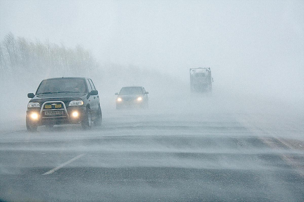 Сильный туман ожидается на дорогах Волгодонского района