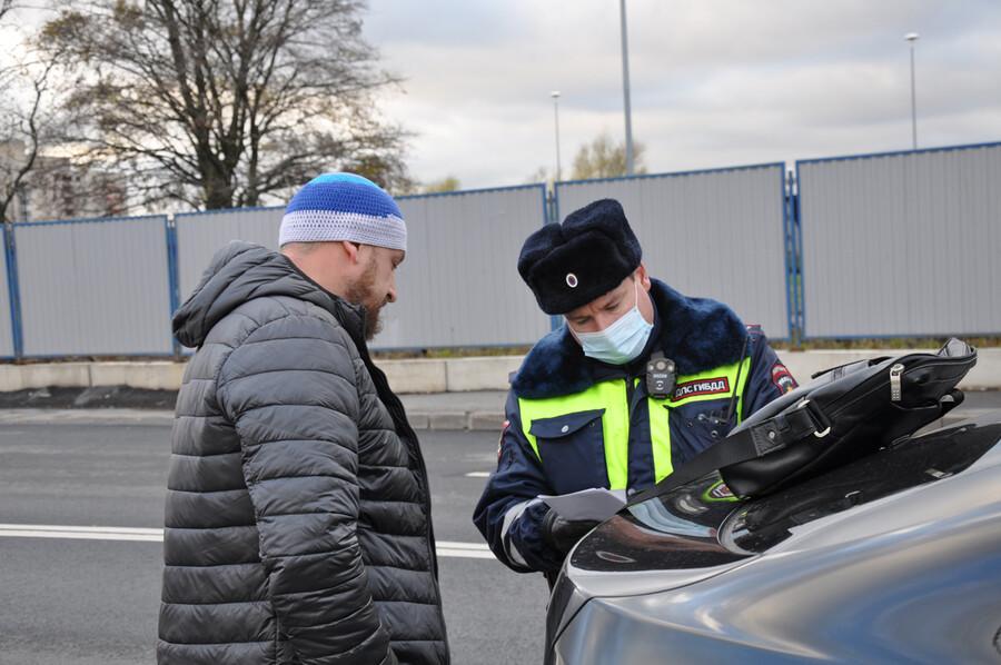 «Декадник безопасности дорожного движения» стартовал в Волгодонском районе