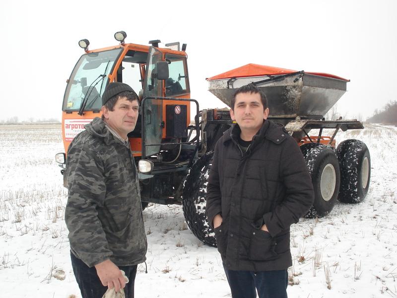 В Волгодонском районе применяют альтернативу традиционным технологиям посева