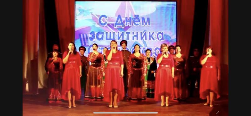 Романовский РДК провел цикл мероприятий к празднику защитника Отечества
