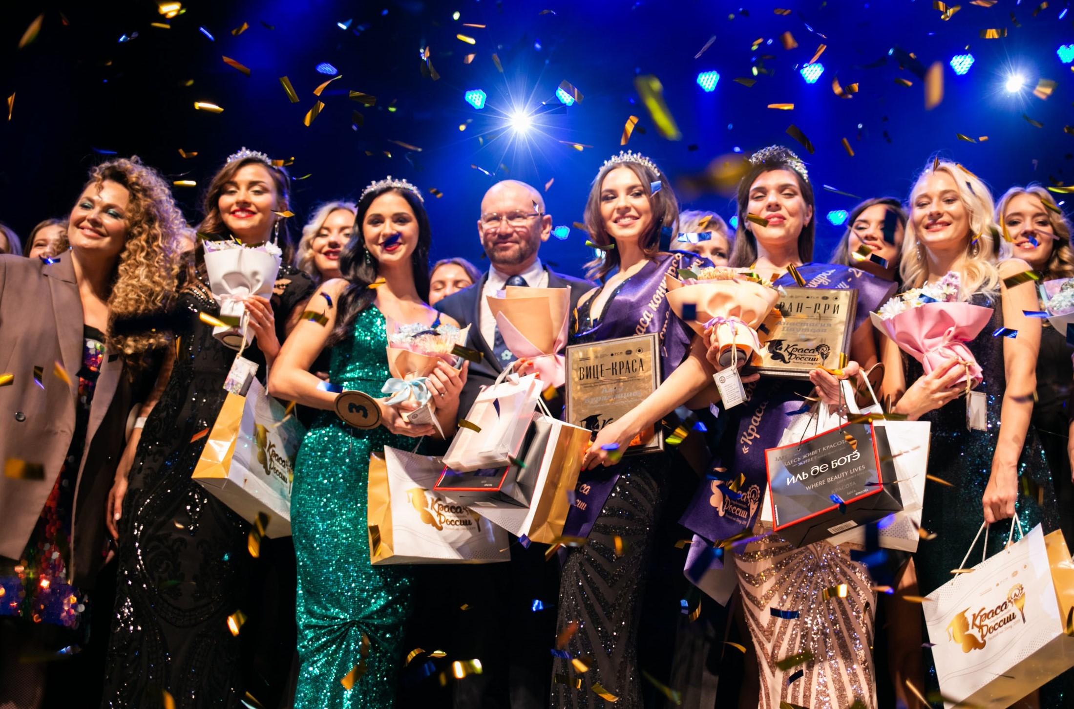 Определены финалистки Национального конкурса красоты и таланта «Краса студенчества России»