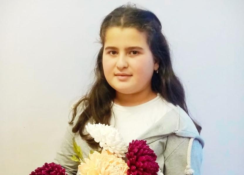 Встречайте Алину Расулову — участницу конкурса «Дарите женщинам цветы!»