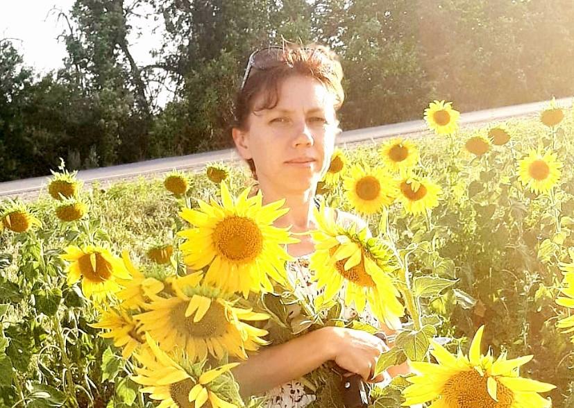Куфилова Надежда — новая участница конкурса «Дарите женщинам цветы!»