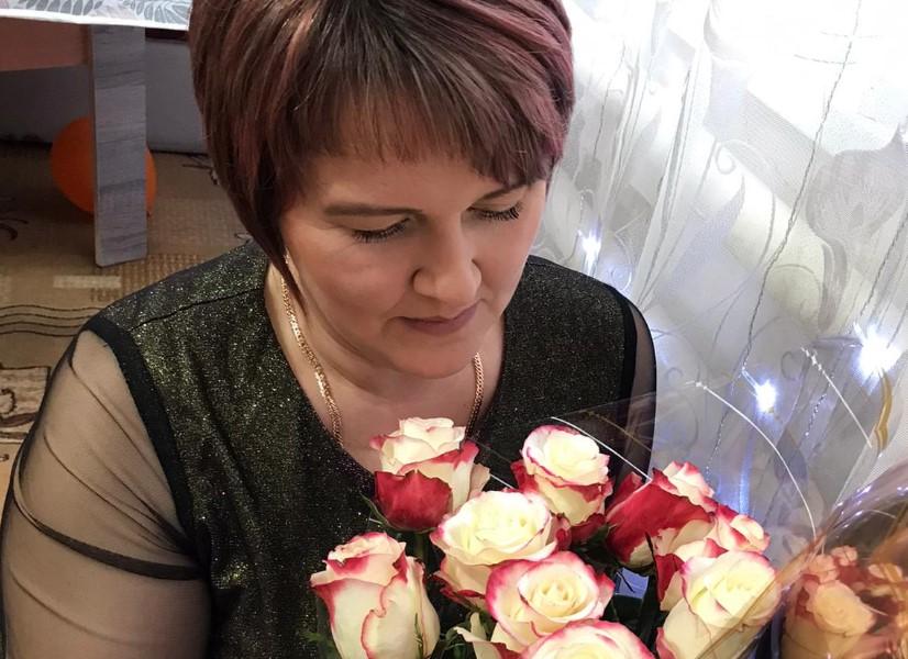 Ирина Меркулова — новая участница конкурса «Дарите женщинам цветы!»