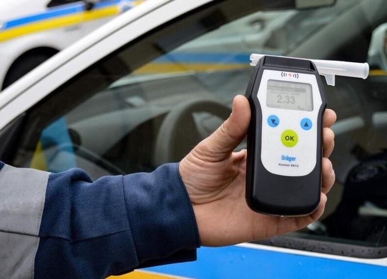 В ходе рейда ГИБДД «Волгодонское» задержаны двое нетрезвых водителей