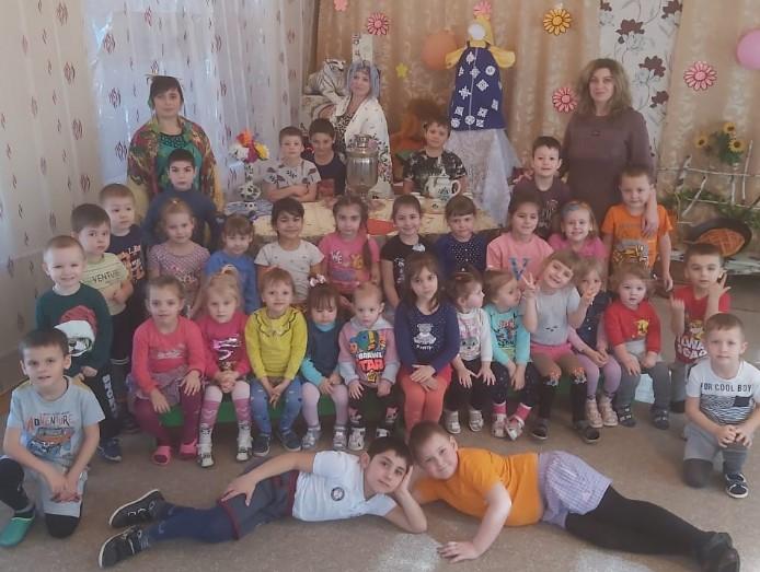 Как праздновали Масленицу в детском саду «Подснежник»