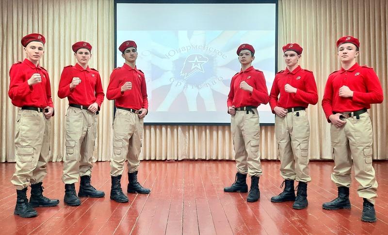 Подводим итоги V районного молодежного военно-патриотического конкурса «А, ну-ка, парни!»