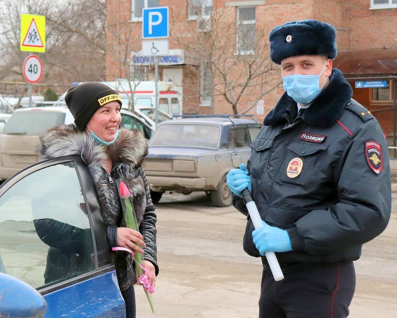 В Волгодонском районе прошли мероприятия, посвященные Международному женскому дню