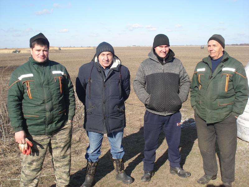 Весна диктует свой ритм полеводам Волгодонского района